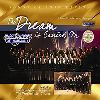 Masters of Harmony : The Dream is Carried On : 00  1 CD
