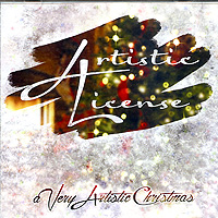 Artistic License : A Very Artistic Christmas : 00  1 CD