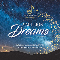 Vocal Majority : A Million Dreams : 00  1 CD :