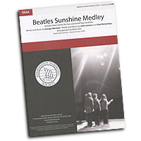 Various Arrangers : Barbershop Beatles for Ladies : SSAA : Sheet Music