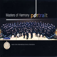 Masters of Harmony : Portrait : 00  1 CD