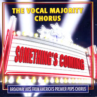 Vocal Majority : Something's Coming : 00  1 CD : Jim Clancy :  : VM27000