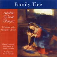 Amabile Youth Singers : Family Tree : 00  1 CD : Brenda Zadorsky :