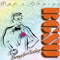 Bowling Green State University Men's Chorus - OOP : Songs For Today : 00  1 CD :
