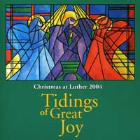 Luther College Nordic Choir : Christmas 2004 : 00  1 CD : Daniel Baldwin / Weston Noble / Sandra Peter / Timothy Peter :