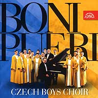 Czech Boys' Choir : Boni Pueri (Good Boys) : 00  1 CD : Pavel Horak / Jakub Martinee :  : SU3764-2