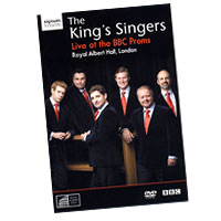 King's Singers : Live at the BBC Proms : DVD :  : SIGDVD005