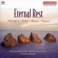 Phoenix Bach Choir : Eternal Rest : 00 SACD : Charles Bruffy :  : 5045
