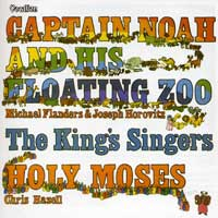 King's Singers : Captain Noah and His Floating Zoo : 00  1 CD :