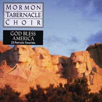 "Mormon Tabernacle Choir : <span style=""color:red;"">God Bless America</span> : 00  1 CD : Richard P. Condie / Jerold D. Ottley : 07464482952-5 : MDK48295"