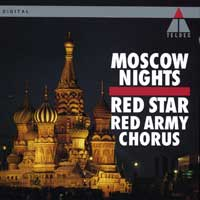 Red Star Red Army Chorus : Moscow Nights : 00  1 CD :  : 2-91786