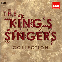 King's Singers : The King's Singers Collection : 00  5 CDs :  : EMC07063.2