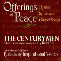 CenturyMen : Offerings of Peace : 00  1 CD : Buryl Red :