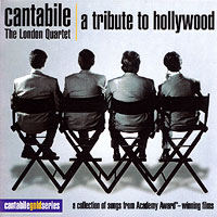 Cantabile - The London Quartet : Tribute To Hollywood : 00  1 CD :  : 6310