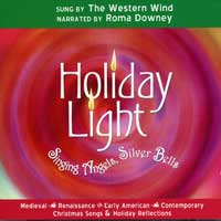 Western Wind : Holiday Light : 00  2 CDs : 1225