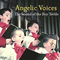 Various Artists : Angelic Voices: Sound of the Boy Treble : 00  1 CD : 5055031313792 : RGI1379.2