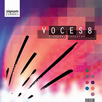 Voces8 : A Choral Tapestry : 00  1 CD : 283