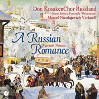 Don Cossack Choir : A Russian Romance : 00  1 CD : CHR77350