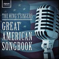 King's Singers : Great American Songbook : 00  2 CDs :  : 635212034125 : SGUK341.2