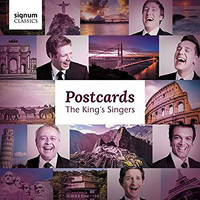 King's Singers : Postcards : 00  1 CD :  : 635212039328 : SGUK393
