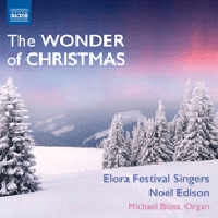 Elora Festival Singers : The Wonder Of Christmas : 00  1 CD :  : 747313342174 : NXS8573421.2