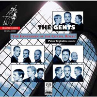Gents : Gentlemen of the Chapel Royal : 00 SACD : Peter Dijkstra :  : 723385189022 : CCS SA 18902