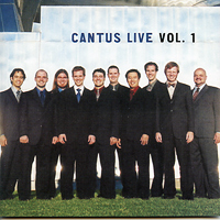 Cantus : Live Vol. 1 : 00  1 CD :
