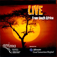 Anima : Live From South Africa : 00  1 CD : Emily Ellsworth :