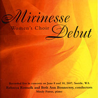 Mirinesse : Debut : 00  1 CD : Rebecca Rottsolk and Beth Ann Bonnecroy :