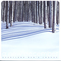 Heartland Men's Chorus : New December : 00  1 CD : Joseph P. Nadeau
