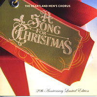 Heartland Men's Chorus : A Song For Christmas : 00  1 CD : Joseph P. Nadeau :