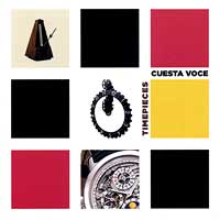 Cuesta Voce : Timepieces : 00  1 CD :