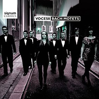 Voces8 : Bach Motets : 00  1 CD : 213