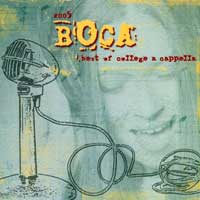 Various Artists : BOCA 2005 : 00  1 CD :