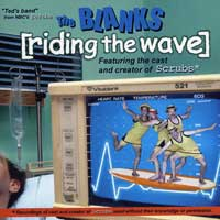 Blanks : Riding The Wave : 00  1 CD :