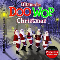 Various Artists : Ultimate Doo Wop Christmas : 00  1 CD :