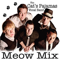 Cat's Pajamas Vocal Band : Meow Mix : 00  1 CD