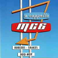 MC6 : Doo Wop A Cappella : 00  1 CD