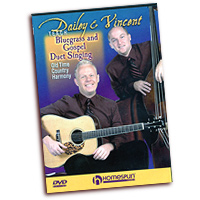 Jamie Dailey & Darrin Vincent : Old Time Country Harmony - Duet Singing : DVD :  : 884088309350 : 1597732605 : 00642088