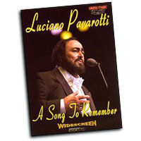 Luciano Pavarotti : A Song To Remember : Solo : DVD :  : 030309600397 : OMIP6003DVD