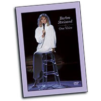 Barbra Streisand : One Voice : Solo : DVD : 603497044528 : RHI970445DVD