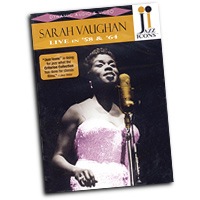 "Sarah Vaughan : Live in ""58 & '64 : Solo : DVD :  : 884088206642 : 1423453689 : 00320693"
