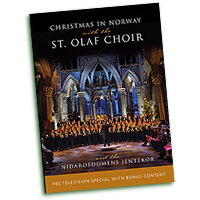 St. Olaf Choir : Christmas in Norway 2013 : DVD :  : 3503 DVD