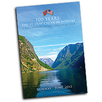 St. Olaf Choir : 100 Years: St. Olaf Choir in Norway : DVD :  : 61029535134 : 61029535134