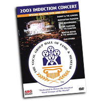 Various Artists : Vocal Group Hall Of Fame Induction Concert Vol. 3 : DVD : D3148