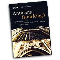 Choir of King's College, Cambridge : Anthems From King's : DVD : Stephen Cleobury :  : OA0835D
