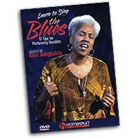 Gaye Adegbalola : Learn To Sing The Blues : DVD : 884088008529 : 1597730998 : 00641922