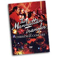 The Manhattan Transfer : Christmas Concert : DVD : 666496518698 : BFD-DV-5186