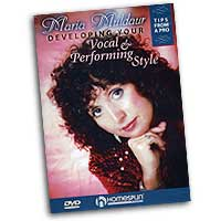Maria Muldaur : Developing Your Vocal & Performing Style : DVD :  : 073999426540 : 1597730912 : 00641912