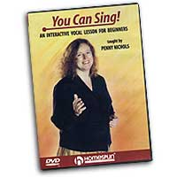 Penny Nichols : You Can Sing : DVD :  : 073999459258 : 1932964053 : 00641679
